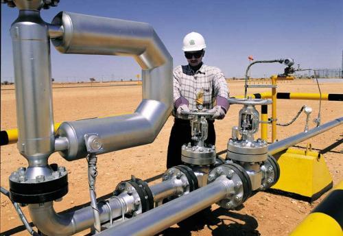 Vanguard Oil Gas Project 5
